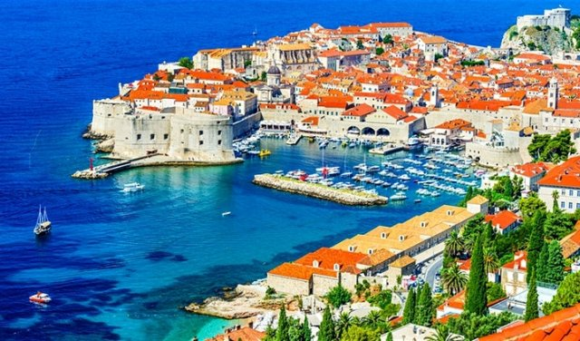 DUBROVNIK: hoteli, apartmani i privatni smještaj (Dalmacija, Hrvatska)