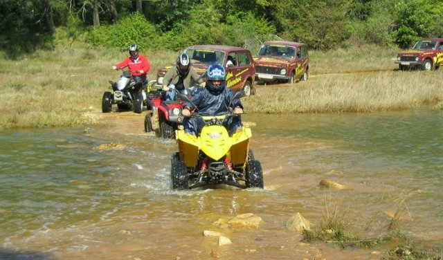 ADRENALIN DAY  QUAD &KAYAK