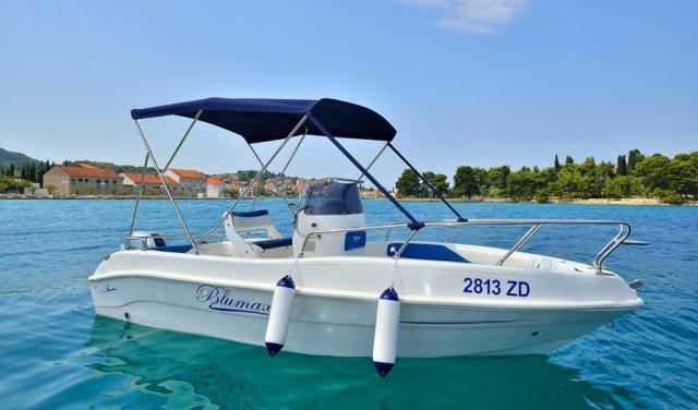 Escursione in barca veloce privata sull'isola di Krk