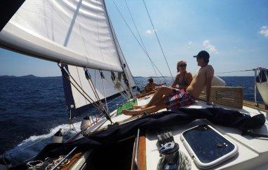 Kamp jedrenja – Murter