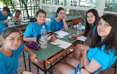 Kamp engleskog na Murteru + Jedrenje