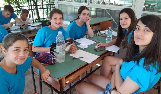 Proljetni kamp engleskog i španjolskog u Crikvenici