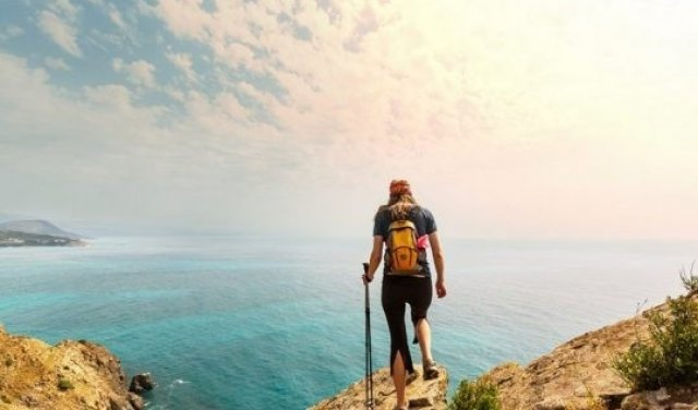Trekking isola di Rab